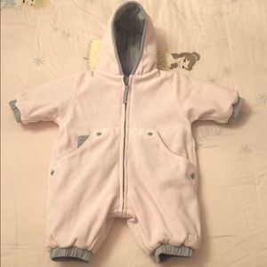 Newborn pramsuit